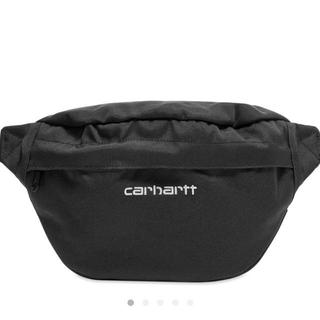 カーハート(carhartt)の即購入可能新品タグ付carhartt カーハート ウエストポーチ ヒップバック黒(ウエストポーチ)