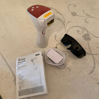 ヤーマン(YA-MAN)の家庭用光美容器 レイボーテ STA-170  2014年製(ボディケア/エステ)
