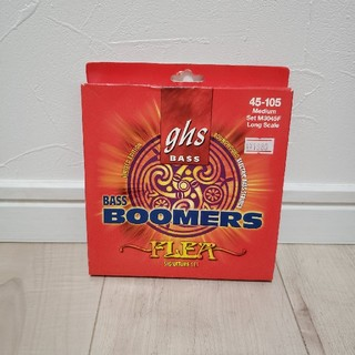 ghs BASS  BOOMERS(弦)