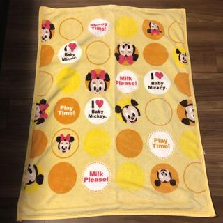 ディズニー(Disney)のベビー毛布(毛布)