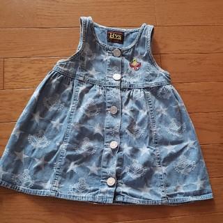 ヒステリックミニ(HYSTERIC MINI)のヒスミニ スカート 80 90(スカート)