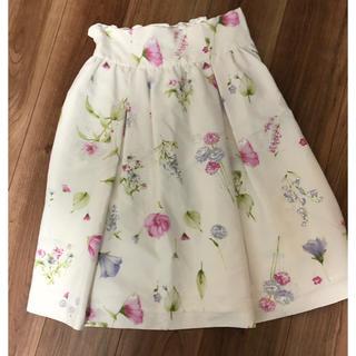 ウィルセレクション(WILLSELECTION)の美品 ウィルセレクションスカート(ひざ丈スカート)