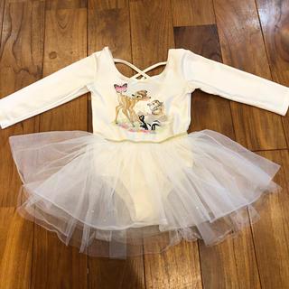 エイチアンドエム(H&M)のH&MバレエレオタードバンビBAMBI120(ダンス/バレエ)