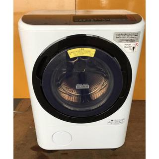 ヒタチ(日立)の【本日限定値引き】日立 ドラム式洗濯機 BD-NX120BR(洗濯機)