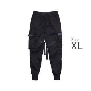 ザラ(ZARA)のCargo pants メンズ カーゴ ジョガー XL(ワークパンツ/カーゴパンツ)