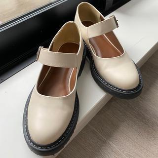 ジーユー(GU)のメリージェーンシューズ(ローファー/革靴)