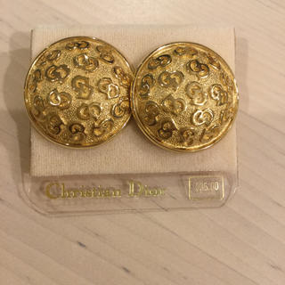 クリスチャンディオール(Christian Dior)のクリスチャンディオール イヤリング(イヤリング)