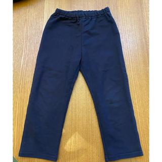 ムジルシリョウヒン(MUJI (無印良品))の無印良品 キッズ パンツ ネイビー 100サイズ(パンツ/スパッツ)
