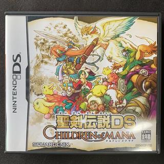ニンテンドーDS - 聖剣伝説DS チルドレン オブ マナ DS