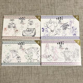 ディズニー(Disney)のポストカード / 25周年記念(写真/ポストカード)