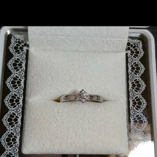 サマンサティアラ(Samantha Tiara)のサマサティアラ 婚約指輪(リング(指輪))