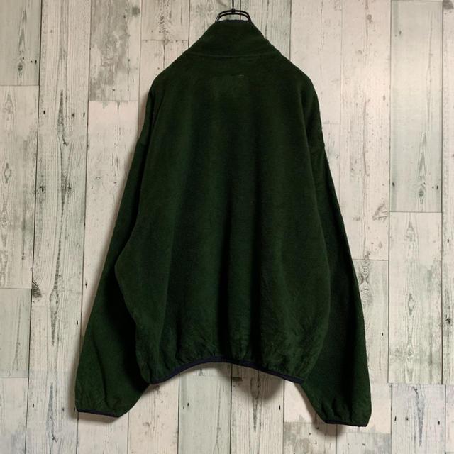 WOOLRICH(ウールリッチ)の90's  ウールリッチ メキシコ製 フリースプルオーバー  ゆるだぼ 激レア メンズのジャケット/アウター(ブルゾン)の商品写真