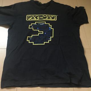 シマムラ(しまむら)のパックマンTシャツ(Tシャツ/カットソー(半袖/袖なし))