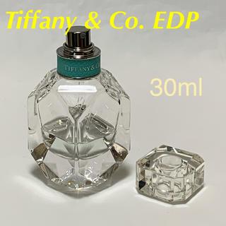 ティファニー(Tiffany & Co.)のTiffany ティファニー オードパルファム EDP スプレー 30ml 香水(香水(女性用))