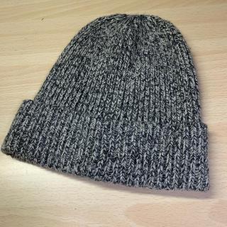 ユニクロ(UNIQLO)のUNIQLO ユニクロ グレーニット帽(ニット帽/ビーニー)