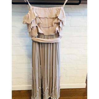 グレースコンチネンタル(GRACE CONTINENTAL)のグレースコンチネンタル ドレス 36(ミディアムドレス)