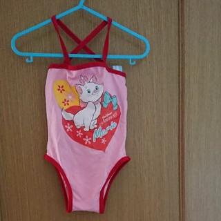 ディズニー(Disney)のディズニー マリーちゃん 水着 女の子用 サイズ80(水着)