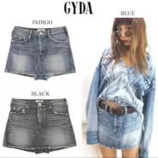 GYDA - ジェイダ スカートライクショートパンツ XS