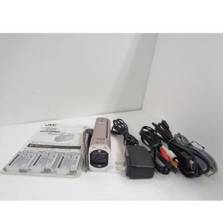 JVC ハイビジョンメモリームービー GZ-V570-N(ピンクゴールド)(ビデオカメラ)