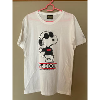 ピーナッツ(PEANUTS)のPEANUTS 半袖 Tシャツ スヌーピー(Tシャツ(半袖/袖なし))