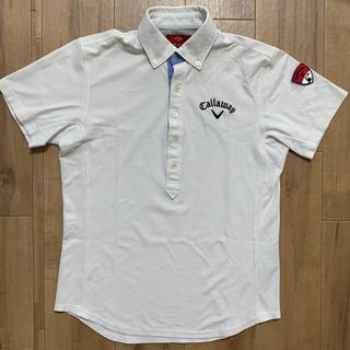 キャロウェイゴルフ レッドレーベル ポロシャツ
