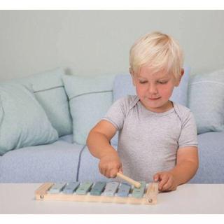 ボーネルンド(BorneLund)の【新品未開封】オランダ限定Little Dutchの木琴(シロフォン)(楽器のおもちゃ)