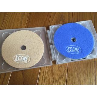 ムジルシリョウヒン(MUJI (無印良品))のused♡無印良品 MUJI  ポリプロピレンCD・DVDケース 6枚用(CD/DVD収納)