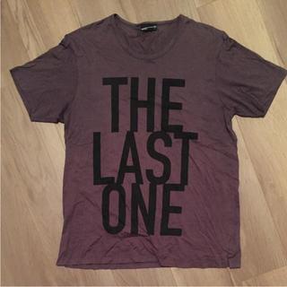 ラッドミュージシャン(LAD MUSICIAN)のRAD MUSICAN Tシャツ ブラウン/Sサイズ(Tシャツ/カットソー(半袖/袖なし))