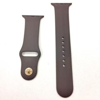 アップルウォッチ(Apple Watch)のアップルウォッチ 専用 ココアブラウン バンド Apple Watch 42mm(その他)