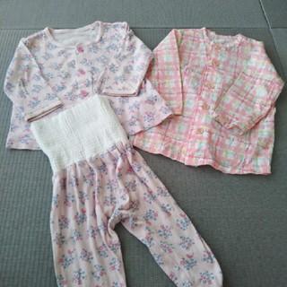アカチャンホンポ(アカチャンホンポ)の赤ちゃん本舗 腹巻きパジャマ(パジャマ)