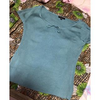トッカ(TOCCA)のトッカ  シルク トップス(シャツ/ブラウス(半袖/袖なし))
