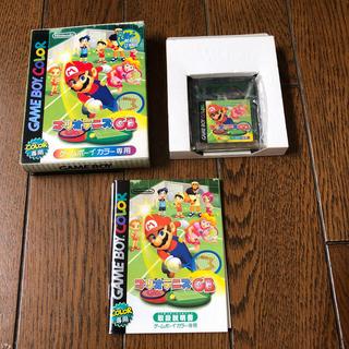 ゲームボーイ(ゲームボーイ)のゲームボーイソフト マリオテニスGB(家庭用ゲームソフト)