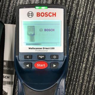 ボッシュ(BOSCH)のBOSCH コンクリート探知機 D-tect150 CNT(工具)