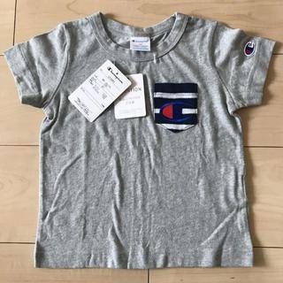 Champion - ボーダー Tシャツ チャンピオン 100