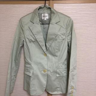 ミッシェルクラン(MICHEL KLEIN)のMK KLEIN ジャケットスカート(スーツ)