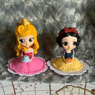 オーロラヒメ(オーロラ姫)のQposket フィギュア オーロラ姫、白雪姫 (その他)