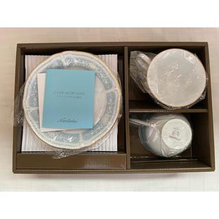 ノリタケ(Noritake)のノリタケ レースウッドゴールド カップ&ソーサー ペアセット 新品未使用(食器)