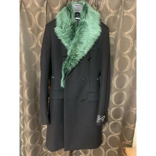 DIOR HOMME - Dior Homme AW18 ATELIER ファーコート