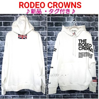RODEO CROWNS - WHTビッグPK♡RODEO CROWNS ロデオクラウンズ タグ付