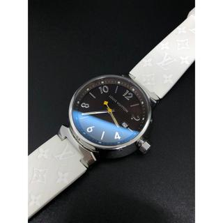 ルイヴィトン(LOUIS VUITTON)のルイヴィトン タンブール 時計(腕時計(アナログ))