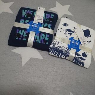 ジーユー(GU)のGU ディズニー パジャマ二枚セット(パジャマ)
