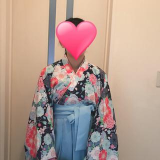 キャサリンコテージ(Catherine Cottage)の袴 卒業式セット 160cm。(和服/着物)