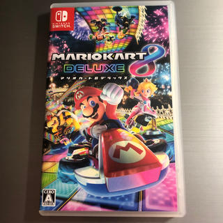 ニンテンドースイッチ(Nintendo Switch)のマリオカート8 デラックス Switch(家庭用ゲームソフト)