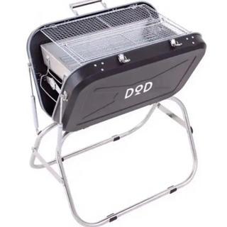 ドッペルギャンガー(DOPPELGANGER)のDOD スーパーイージーBBQグリル 超レア、希少ドッペルギャンガー 新品(調理器具)