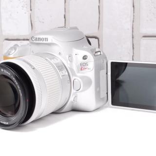 キヤノン(Canon)の★極美品★Canon EOS KISS X9 シルバー(デジタル一眼)