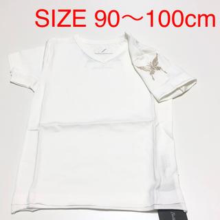 バタフライ(BUTTERFLY)のZ5 BUTTERFLY 半袖Tシャツ SIZE 90〜100cm(Tシャツ/カットソー)