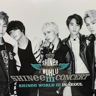 シャイニー(SHINee)のSHINee World III in Seoul DVD(アイドル)