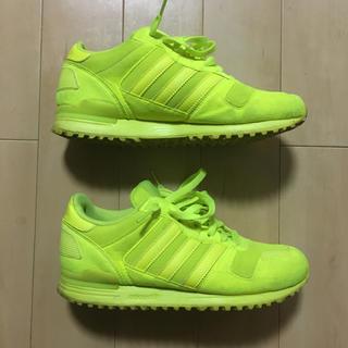 アディダス(adidas)のadidas originals zx700 蛍光イエロー(スニーカー)