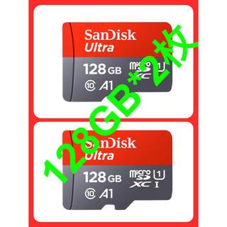 SanDisk - マイクロSDカード 128GB *2枚 SanDisk