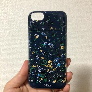 アズールバイマウジー(AZUL by moussy)のiPhoneケース(iPhoneケース)